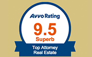 Avvo Rating Top Attorney Real State