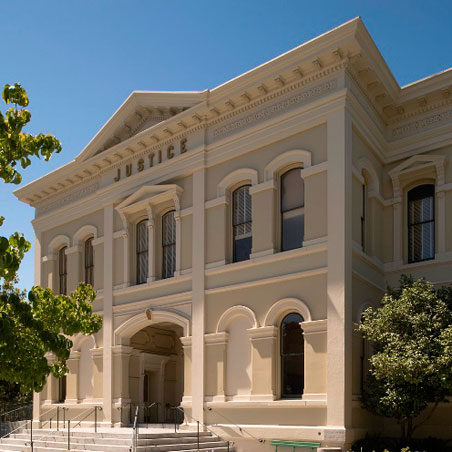 Napa Courthouse